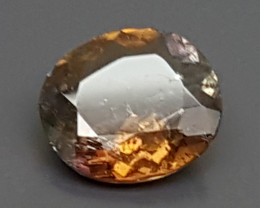 1.35CT RARE AXINITE  BEST QUALITY GEMSTONE IGC39