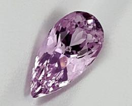 5.30Crt Pink Kunzite  Best Grade Gemstones JI136