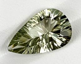 5.20Crt Prasolite  Best Grade Gemstones JI136