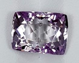 5.25Crt Pink Kunzite  Best Grade Gemstones JI136