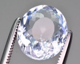 2.55 Ct Gorgeous Color Natural Aquamarine