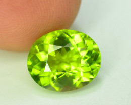 AAA Color 3.25 ct Himalayan Peridot ~ Pakistan