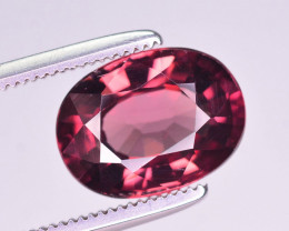 3.65 Ct Amazing Color Natural Pink Zircon