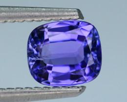 AAA Grade 1.10 ct Tanzanite Amazing Color and Cut SKU-10
