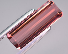 3.90 Ct Superb Color Natural Pink Tourmaline  AT3