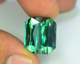AAA Grade & Clarity 29.30 ct  Green Tourmaline