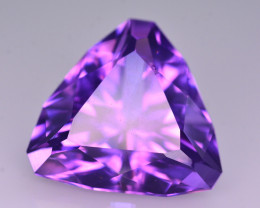Top Quality 20.70  Ct Natural Amethyst From Uruguay AM1