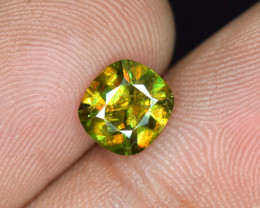 Auction 5 ~ 1.30 Carats Top Fire Natural Sphene Gemstones