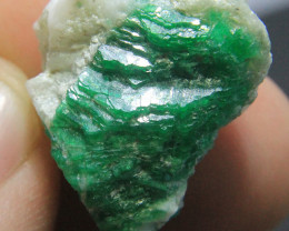 Natural Step like Emerald Crystal Specimen From Swat Pakistan