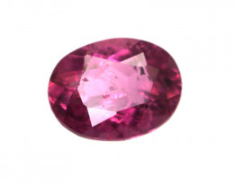0.23cts Natural Pink Tourmaline Oval Cut