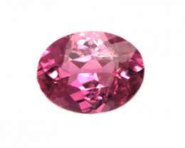 0.25cts Natural Pink Tourmaline Oval Cut