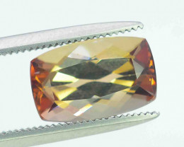 3.20 Carats  Natural Double Shade Color Andalusite Gemstones