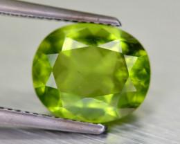 4.50 Carats  Natural Peridot Gemstone~Pakistan
