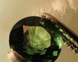 2.55 CT  Spinel - screaming green- Untreated/Unheated