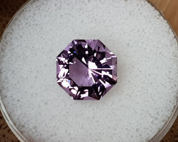 4,34ct Amethyst - Master cut!