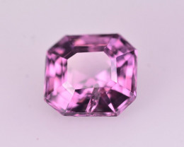 Gorgeous Color 1.55 Ct Natural Mogoc Pink Spinel
