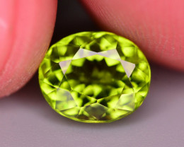 2.45 Ct Great Color Natural Himalayan Peridot