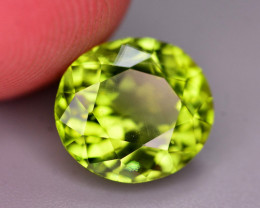 2.45 Ct Superb Color Natural Himalayan Peridot