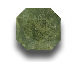 Natural Unheated Green Sapphire |Loose Gemstone| Sri Lanka - New