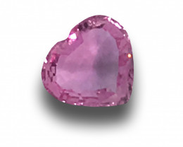 Natural Unheated Pink Sapphire|Loose Gemstone| Sri Lanka - New