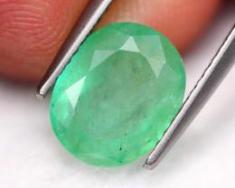 2.22Ct Natural Neon Green Colombian Muzo Emerald ~ B0515