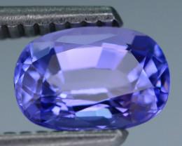 AAA Grade 1.42 ct Tanzanite Amazing Color and Cut SKU-10