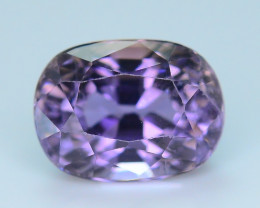 AAA Grade 1.48 ct Pink Tanzanite Unheat Amazing Color and Cut SKU-9