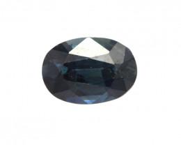 1.06cts Natural Australian Blue Sapphire Oval Cut