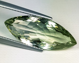 9.96 ct  Stunning Marquise Cut Natural Mint Green Amethyst