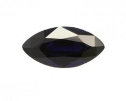 1.06cts Natural Australian Blue Sapphire Marquise Cut