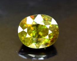 NR Auction - 1.05 Carats Full Fire Sphene Titanite Gemstone