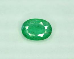 2.50 cts Zambian Emerald Gemstone