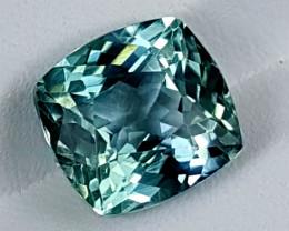 7.25Crt Green Spodumene  Best Grade Gemstones JI137