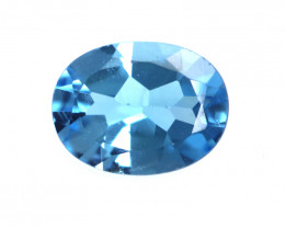 1.48cts Natural Topaz Oval Shape