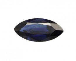 0.88cts Natural Australian Blue Sapphire Marquise Cut