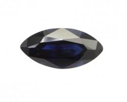 1.09cts Natural Australian Blue Sapphire Marquise Cut