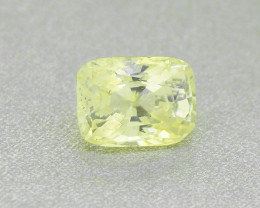 Yellow Sapphire 1.07 Ct Would look awesome in a ring (01302)