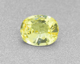 Yellow Sapphire 1.22 Ct Would look awesome in a ring (01304)