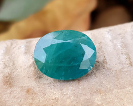 4.35 Ct Natural Blueish rare Grandidierite Gemstone