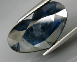 12.80 CT SAPPHIRE- Dark blue heart SALE COLLECTION! -