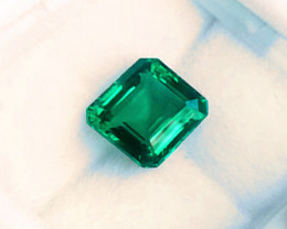 Top 1.28 ct  Gorgeous Natural Zambian Emerald