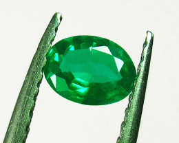 2.09 ct  Magnificent Natural Zambian Emerald