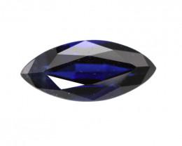 0.83cts Natural Australian Blue Sapphire Marquise Shape