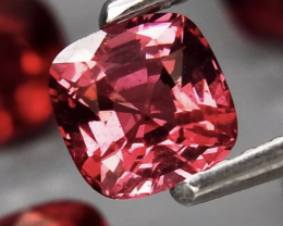 3.70 CT Spinel 5 PCS  BEST Color  RED PINK MAESAI Untreated/Unheated