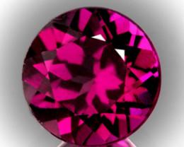 ⭐Pink Crimson Rhodolite Garnet Beautiful Color 6.50mm