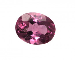 0.27cts Natural Pink Tourmaline Oval Cut