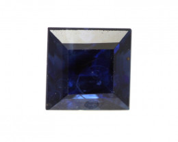 0.47cts Natural Australian Blue Sapphire Square Shape