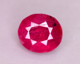 0.50 Ct Gorgeous Color Natural Ruby From Afghanistan ~ ARA.2