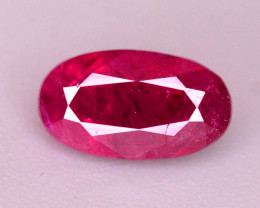 0.60 Ct Gorgeous Color Natural Ruby From Afghanistan ~ ARA.2