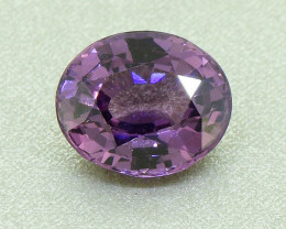 Natural Purple Spinel 1.51 Ct. Attractive Stone (01335)